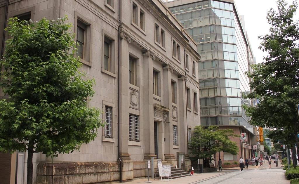 旧日本銀行広島支店投稿ナビゲーション